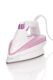Modern steam flat iron Royalty Free Stock Photography