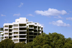 Modern Stedelijk Flatgebouw, Sydney, Australië royalty-vrije stock foto