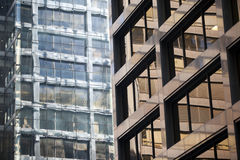 Modern Steel And Glass Office Building Detail Stock Photos