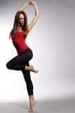 modern stil för dansare Royaltyfria Foton
