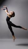 modern stil för dansare Arkivbilder