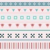 Modern stilfull design för texturabstrakt begreppbakgrund Royaltyfri Foto