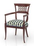 modern stol Arkivbild