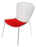 modern stol Arkivfoton
