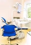 Modern stomatology room Royalty Free Stock Photography