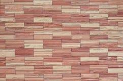 Modern stone brick wall background.  stock photo