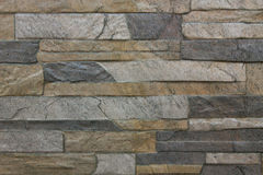 Modern stone brick wall background. Stone texture. royalty free stock photography