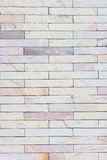 Modern stone brick wall background. Stock Images