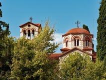 Greek Orthodox Church, Greece Stock Images