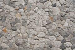 Modern stone wall. Stock Image
