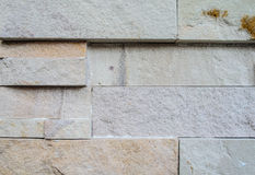 Modern Stone Wall and Background. Modern Stone Wall or Background Stock Photos