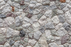 The modern stone wall background. Stock Photography