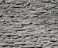 Modern stone wall decoration. Modern stone wall home decoration background pattern royalty free stock image