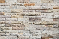 Modern stone wall Royalty Free Stock Photography