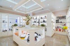 Modern store interior Royalty Free Stock Photo