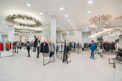 Modern store Royalty Free Stock Photo