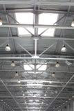 Modern storehouse Stock Photography
