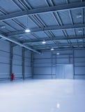 Modern storehouse Royalty Free Stock Photos