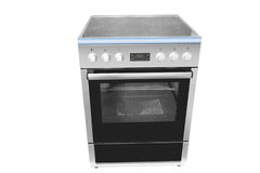 Modern stove Stock Images