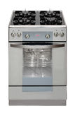 Modern stove Stock Image