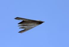 Modern strategic bomber Stock Images