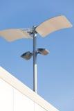 Modern street lamp Stock Photography
