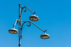 Modern Street Lamp Stock Image