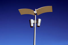 Modern Street Light Royalty Free Stock Images