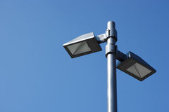 Modern street light Stock Images