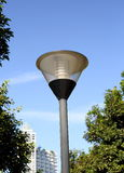 streetlight road lamp modern lighting Stock Photo