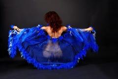 Modern strip dancer Royalty Free Stock Photos