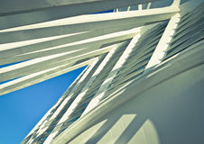 Modern Structure Royalty Free Stock Images