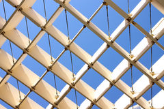 Modern structure Stock Photography