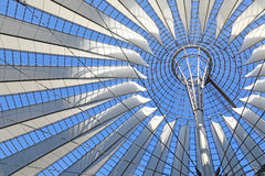Modern structures in Berlin Royalty Free Stock Photos