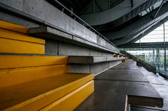 Modern structures and materials for safety. Royalty Free Stock Image