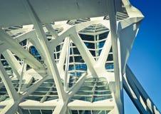 modern struktur Arkivbild