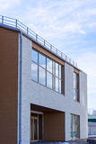 Modern style building Stock Photography