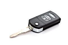 Modern style car key Royalty Free Stock Images