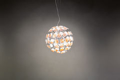 Modern style chandelier Stock Images