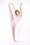 Modern style dancer Royalty Free Stock Photography