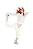 Modern style dancer Stock Photo