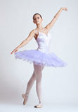 Modern style dancer posing Royalty Free Stock Photo