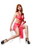 Modern style dancer posing Stock Photo