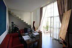 Modern style home interiors Stock Photo