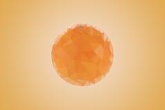 Modern style image of orange Stock Images