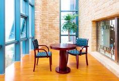 Modern style lounge Stock Image