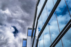 Modern Style Office Building Stock Images
