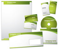 Modern style template Royalty Free Stock Photo