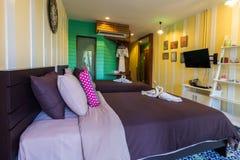 Modern styles of bedroom Stock Photo