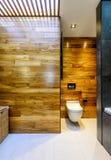 Modern stylish bathroom Stock Photography